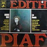 Edith Piaf - Vol.6: Bobino 1963