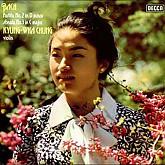 Kyung-Wha Chung / Bach: Partita No.2 in D minor, Sonata No.3 in C Major