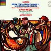 Antal Dorati / Bartok: Music For Strings, Percussion, And Celesta