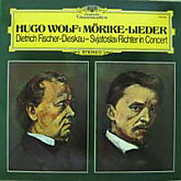 Dietrich Fischer-Dieskau / Hugo Wolf: Morike Lieder