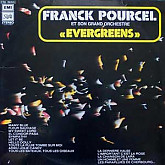 Franck Pourcel & His Orchestra / Evergreens    2LP