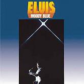Elvis Presley   /  moody blue