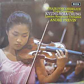 Kyung-Wha Chung/Andre Previn - Tchaikovsky/Sibelius: Violin Concertos